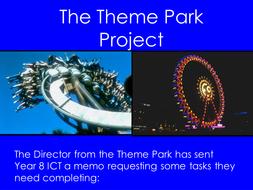 The Theme Park Project