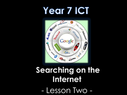 Searching the Internet Lesson Two.pptx