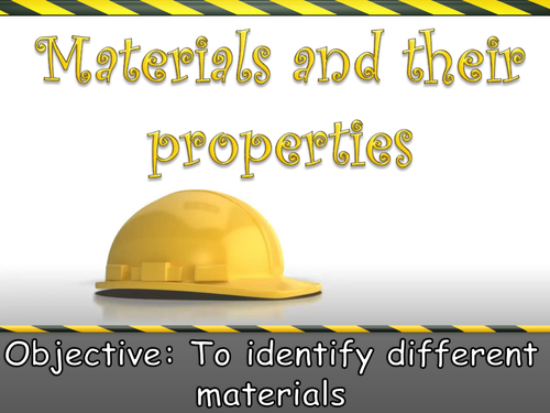 Materials and their properties by philsha - Teaching Resources - TES