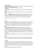 anita and me by caesara teaching resources tes example essay plan docx