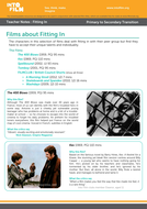 Into Film's Guide to Primary to Secondary transition