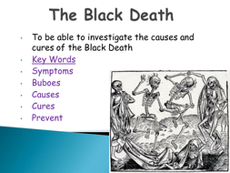 the black death lesson by gazza1979 teaching resources tes