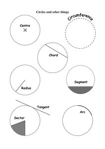 Circles and other things Answers.pdf