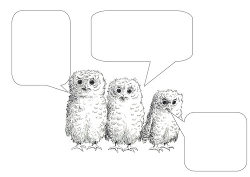 Common Worksheets Owl Worksheets Preschool and Kindergarten – Owl Worksheets