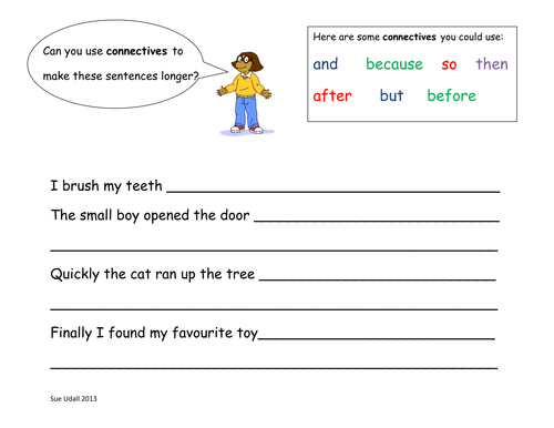 vcop worksheets by sudall - Teaching Resources - TES