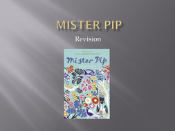 mister pip revision