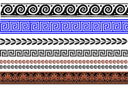 Ancient Greek Pottery Vase Design Resources Tes