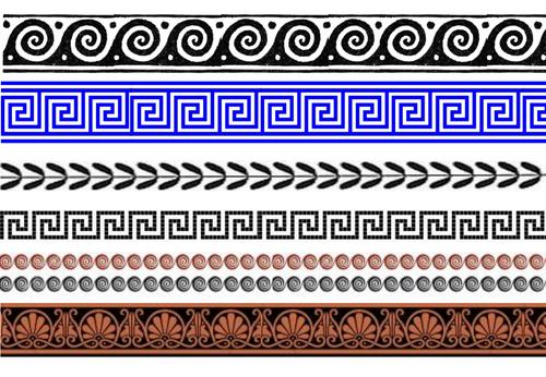 Ancient Greek Pottery - vase design by GwangjuLaura ...