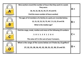 LOCK Yr 10 Statistics.doc