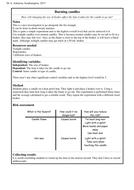 KS3 Science - Practical investigations - Part 1