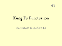 Kung-Fu Punctuation BC.pptx
