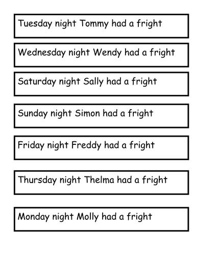 Number Names Worksheets Days Of The Week Worksheets Free