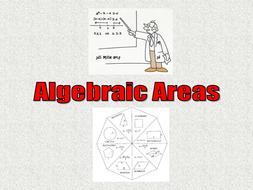 Algebraic Areas