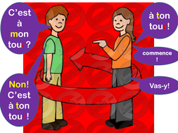 Help pupils to conduct pair work or games in French.pptx