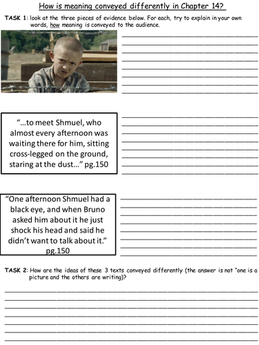the boy in the striped pajamas movie discussion questions