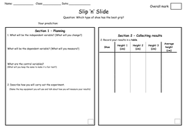D-Slip 'n' Slide Investigation sheet.docx