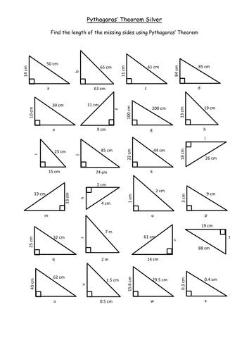 All Worksheets » Trigonometry Year 9 Worksheets - Printable ...