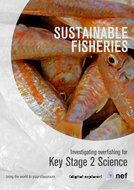 Sustainable Fisheries: Ages 8-11/ KS2