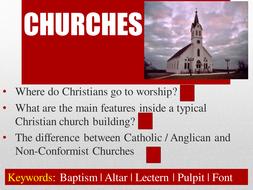 Church Christian Place Of Worship By Hamidmahmood Teaching