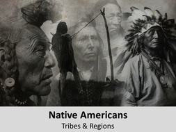 native american tribes and regions ppt by crownjoolz71 teaching