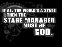 Stage management unit