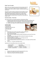 Bread - how it is made activity.docx