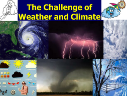 The Challenge of Weather and Climate