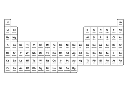 Intro to the periodic table by seasquirt teaching resources tes blank periodic tableppt urtaz Images
