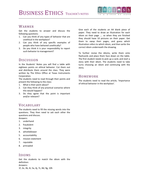 business english lesson plan