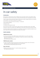 In Car Safety KS1 - Introduction Pack