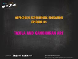 TAXILA AND GANDHARAN ART