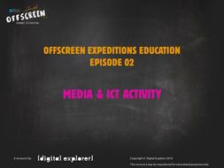 JOURNEY TO PAKISTAN MEDIA ICT ACTIVITY