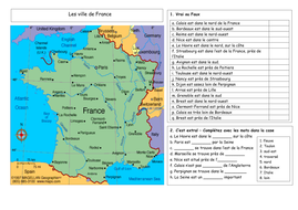 Map of France with tasks (to do first).docx