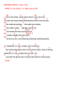 KATE BUSH PARODY - 'BICKERING SPRITES'