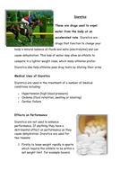 Diuretics information sheet.doc