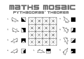 Pythagoras puzzle by danwalker - Teaching Resources - Tes