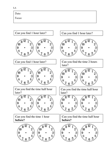 year 3 time intervals worksheets by rdhillon1987 uk teaching resources tes. Black Bedroom Furniture Sets. Home Design Ideas