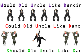 Would Old Uncle Like Dancing mnemonic.pptx