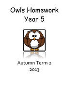 Year 5 homework term 2.pdf