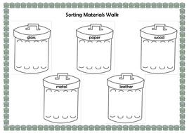 Materials Walk