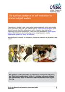Science professional development materials Acid Test.doc