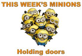 Minions! Classroom jobs/monitors signs