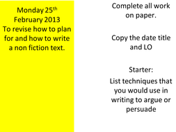 sample of brief lesson plan in english