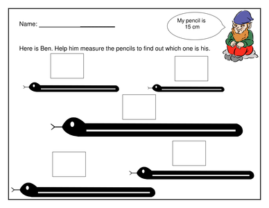28+ [ Measuring Length Worksheets ] | this freebie contains ...