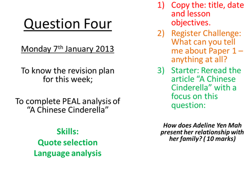 a2 photography essay plan