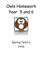 Spring Term 1 homework year 5 6.docx