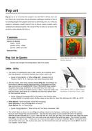 POP ART in ARTIST-QUOTES of ANDY WARHOL & ROY LICHTENSTEIN + images - in PDF.pdf