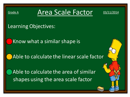 Area and Volume Scale Factor by dannytheref Teaching Resources TES – Scale Factor Worksheet
