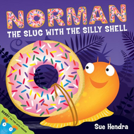 Activity for Norman the Slug with the Silly shell