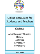 Online Resources for Teachers & Students - MFL